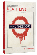 Death Line [hardcover] by Sean Hogan